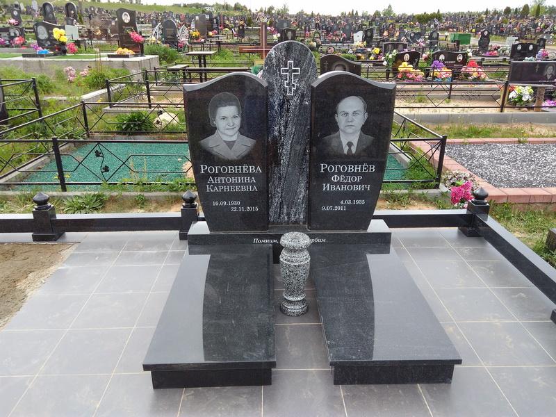Как благоустроить могилу на кладбище?