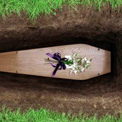 Копка могил