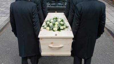 поведение на кладбище