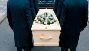 Одежда на похоронах